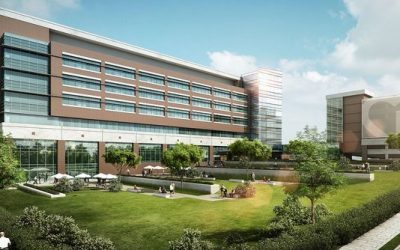 Construction Started on Jefferson Health New Jersey Patient Tower Project