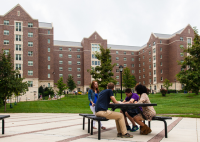 West Chester University – Allegheny and Brandywine Halls
