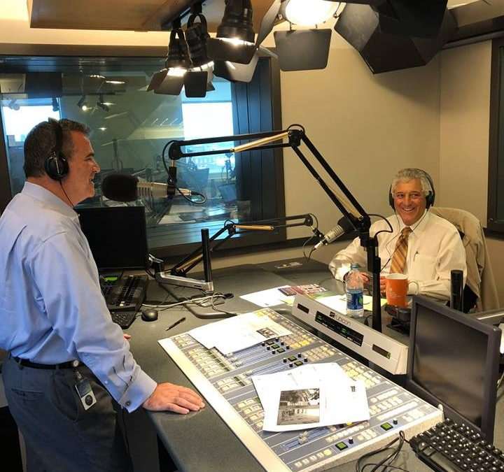 P. Agnes CEO Patrick S. Pasquariello III Featured on Growing Greater Philadelphia Radio Show