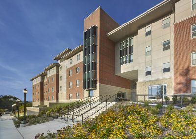 East Stroudsburg University – Sycamore Suites Residence Halls