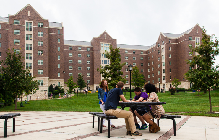 West Chester University – Allegheny & Brandywine Halls