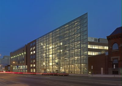 Drexel University – Edmund Bossone Research Center