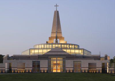 Episcopal Academy – New Chapel