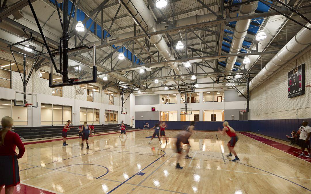 The University of Pennsylvania – Hutchinson Gym