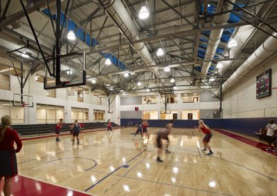 The University of Pennsylvania – Hutchinson Gym
