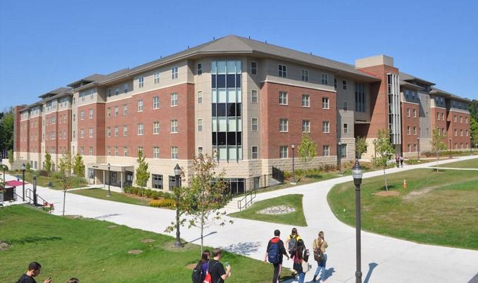 East Stroudsburg University – Hawthorn & Hemlock Residence Halls