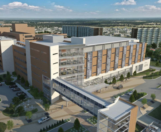 Lankenau Medical Center – Master Plan