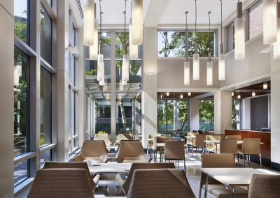 University of Pennsylvania – Steinberg & Dietrich Hall Cafe