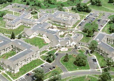 Lions Gate Continual Care – Retirement Community Complex