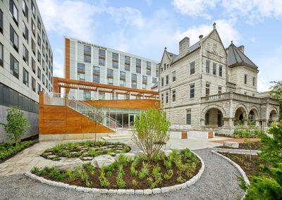 Philadelphia Ronald McDonald House – Chestnut Street Expansion