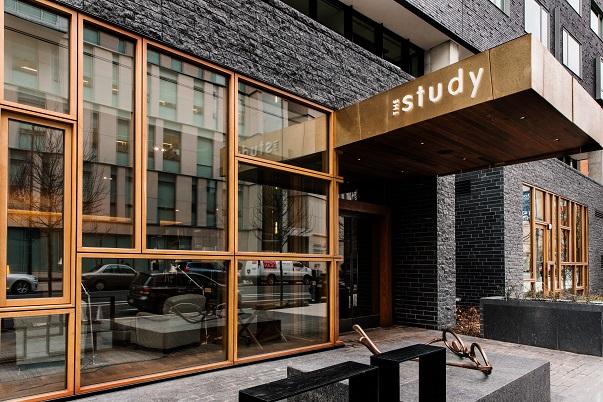 Hospitality 3 -The Study Hotel