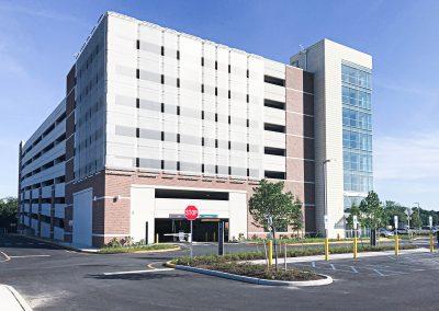 Jefferson Health New Jersey – Parking Garage