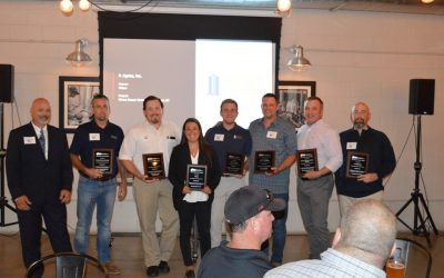 P. Agnes Awarded Seven GBCA Project Safety Awards