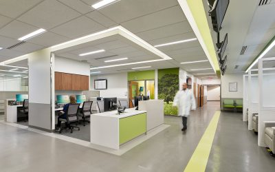 P. Agnes Completes Phase 1 of Lankenau Medical Center Emergency Department