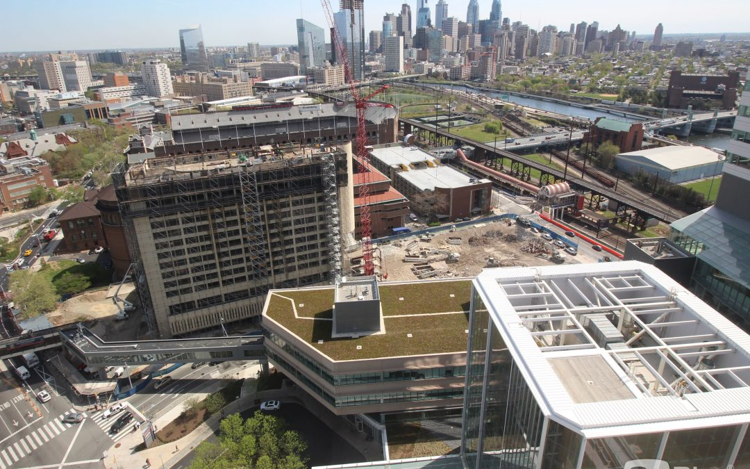 University of Pennsylvania Health System – Penn Tower & Garage Demo