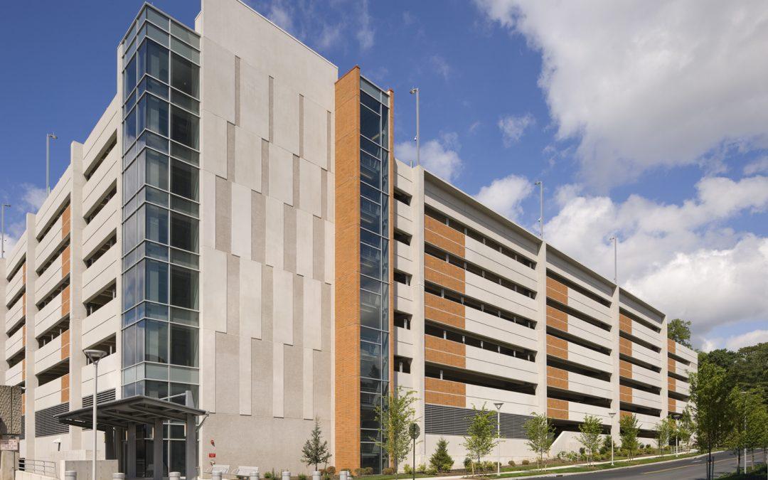 Lankenau Hospital – Employee Parking Garage