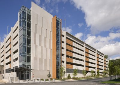 Lankenau Hospital – Employee Parking Garage