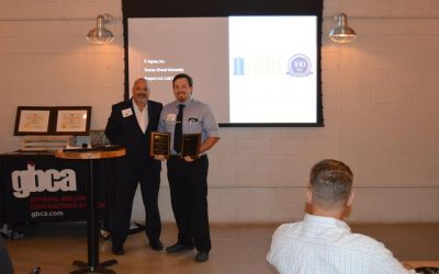 P. Agnes Wins Three GBCA Project Safety Awards