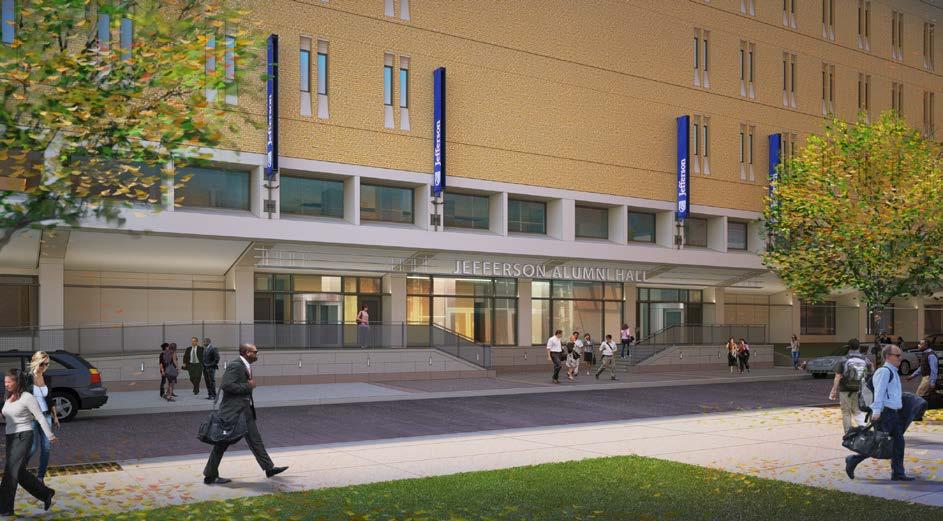 Alumni Hall Building