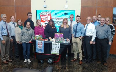 P. Agnes and GBCA Team Up to Demolish Hunger