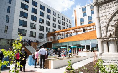 Philadelphia Ronald McDonald House Expansion Project Completed