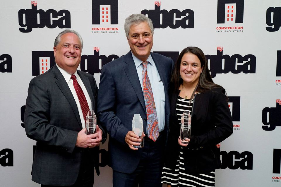 P. Agnes Awarded Two GBCA Construction Excellence Awards