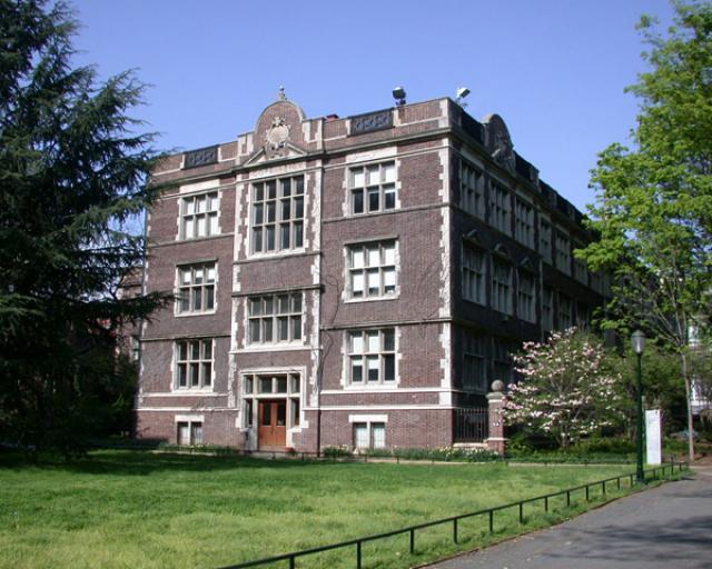 University of Pennsylvania – Leidy Laboratories