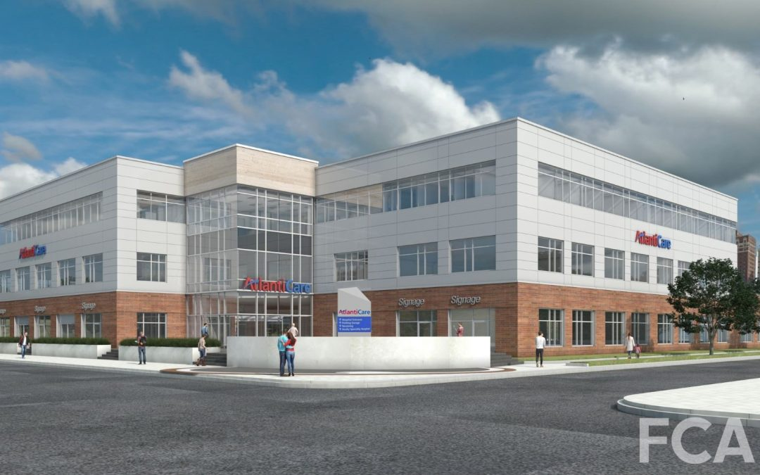 P. Agnes Awarded AtlantiCare Ohio Avenue Medical Office Building Project