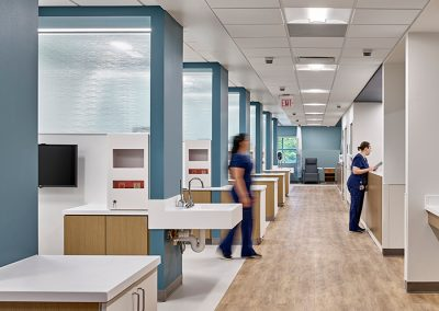 Jefferson Health New Jersey – Infusion Suite Expansion