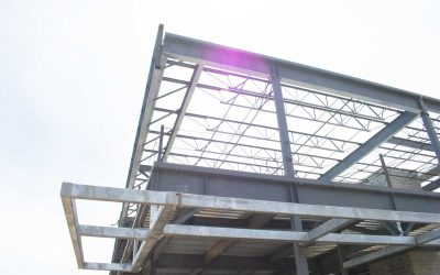 Steel Erected for Law Enforcement Health Benefits Health & Wellness Center