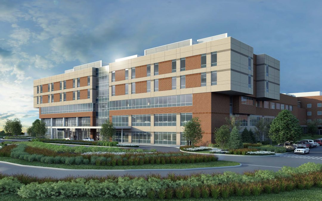 Riddle Hospital Master Facility Plan project is underway
