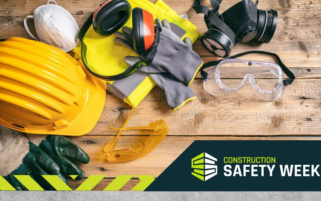 Construction Safety Week 2020: Mitigating COVID-19 risks on construction sites through technology utilization