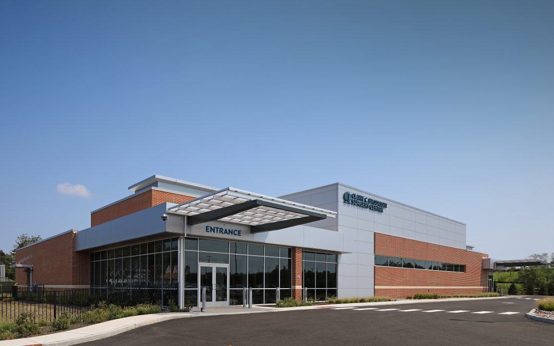Construction Completed for Ambulatory Surgery Center at Cape Regional Medical Center