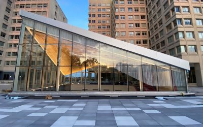 P. Agnes Completes Temple University's Anderson Hall Transformation