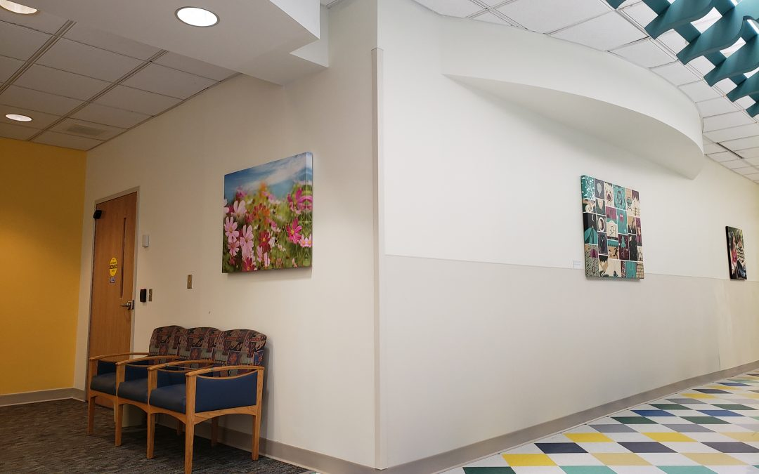 P. Agnes completes projects for Nemours A.I. duPont Hospital for Children