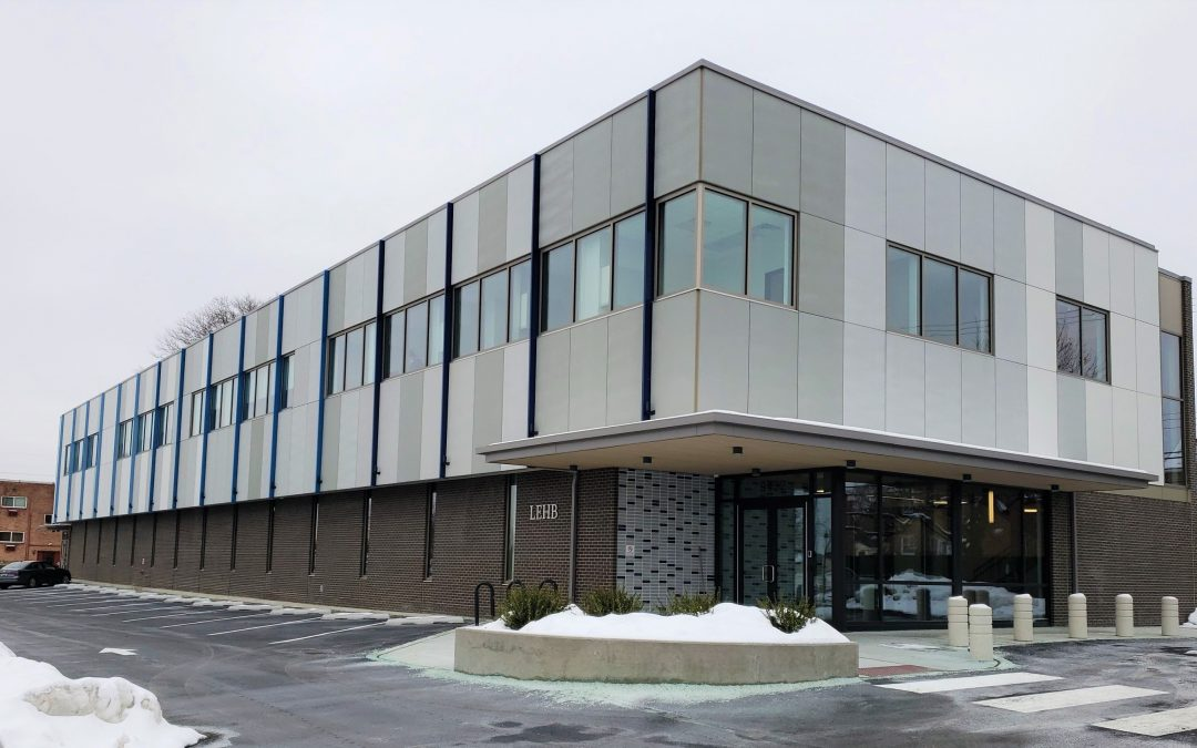 P. Agnes Completes Construction for Health & Wellness Center for Law Enforcement Health Benefits