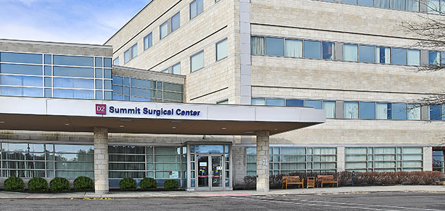 P. Agnes awarded Summit Surgical Center Endoscope Processing Renovation project