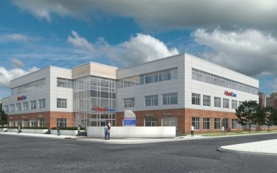 Construction starts for AtlantiCare's Medical Arts Pavilion
