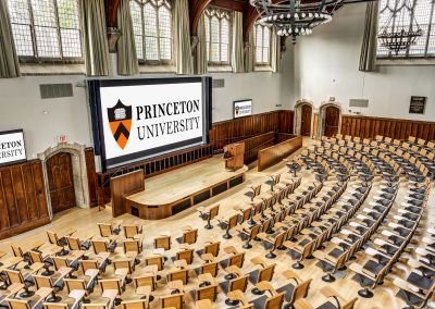 Princeton University – McCosh 50 Renovations