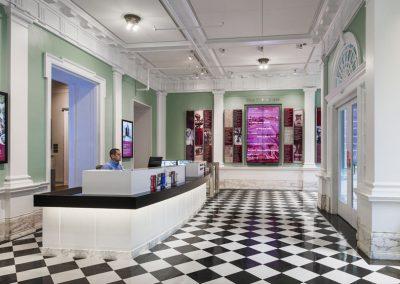 Historical Society of Pennsylvania – Compact Storage Vaults & Lobby Renovation