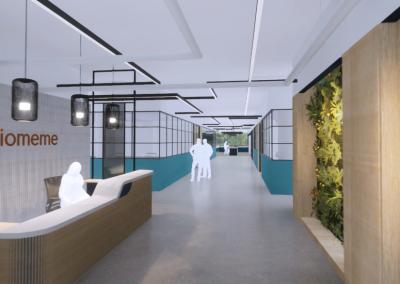Biomeme – Headquarters & Research Space