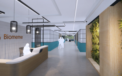 P. Agnes expands life sciences portfolio with Biomeme headquarters and research space renovations project