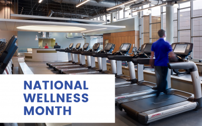 National Wellness Month 2021: Constructing Spaces for Health & Wellness